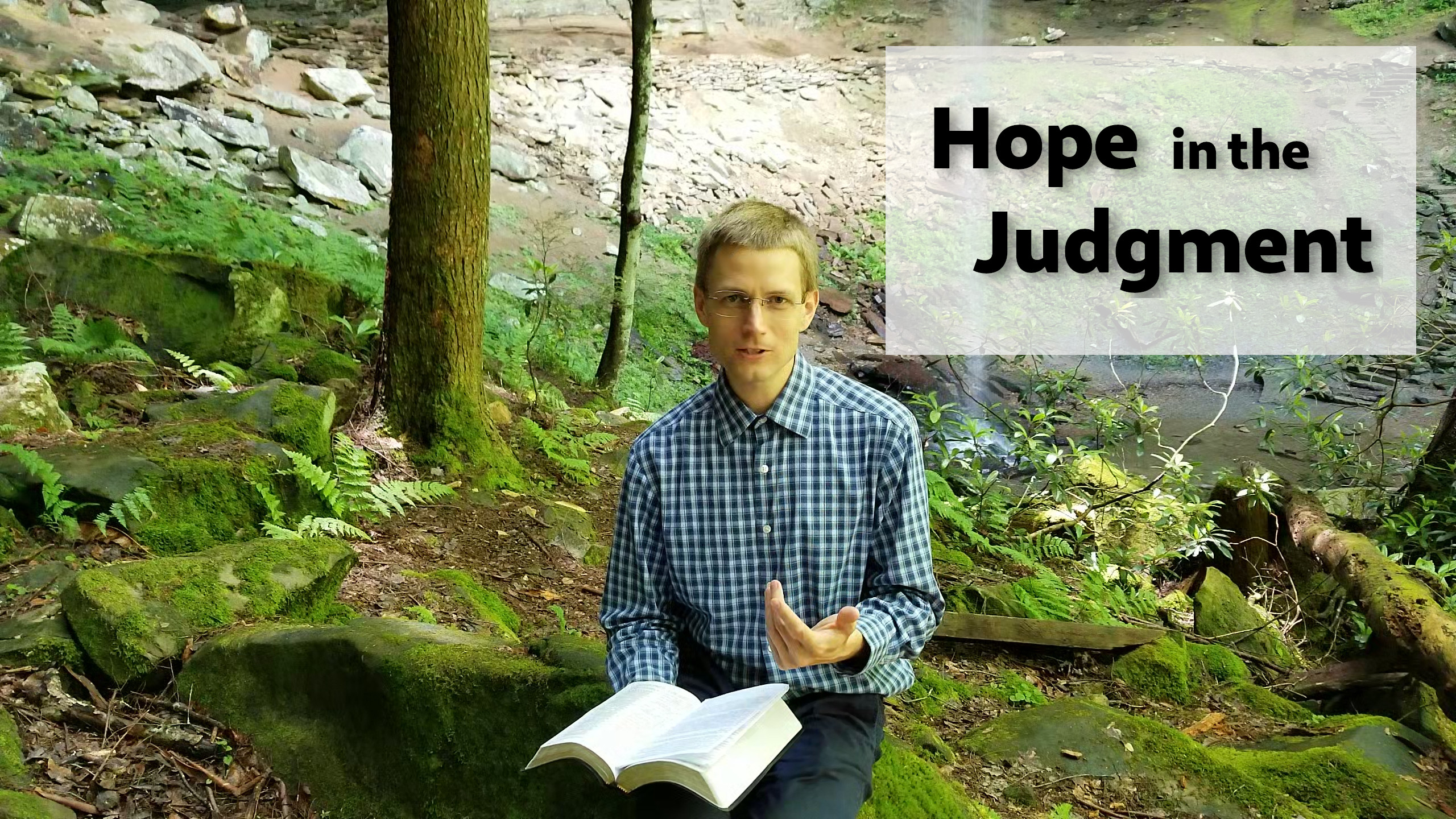 Hope in the Judgment