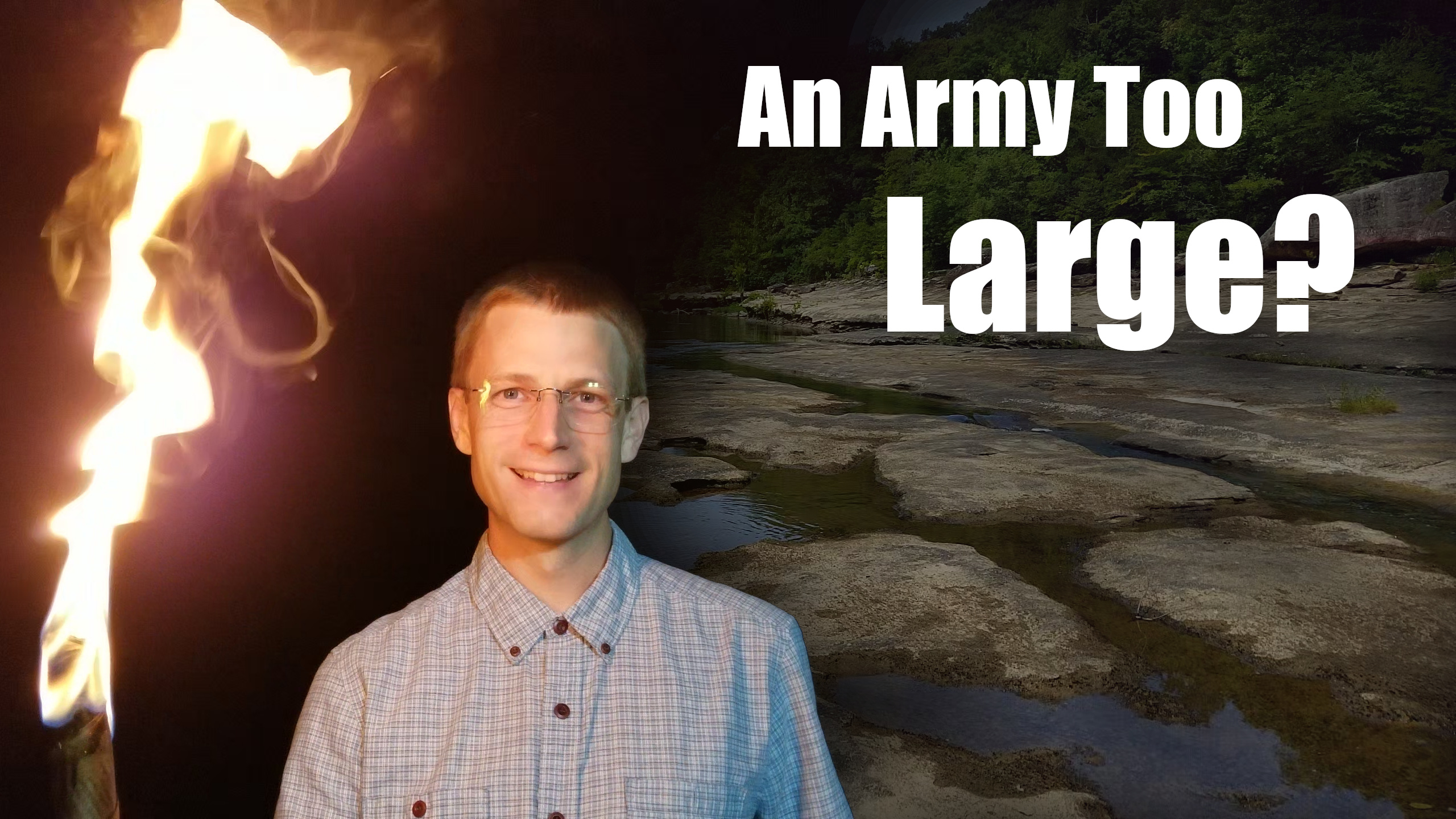 An Army Too Large?