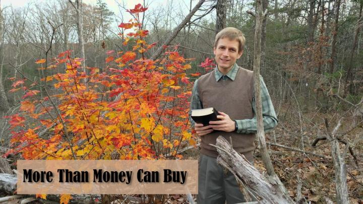 More Than Money Can Buy